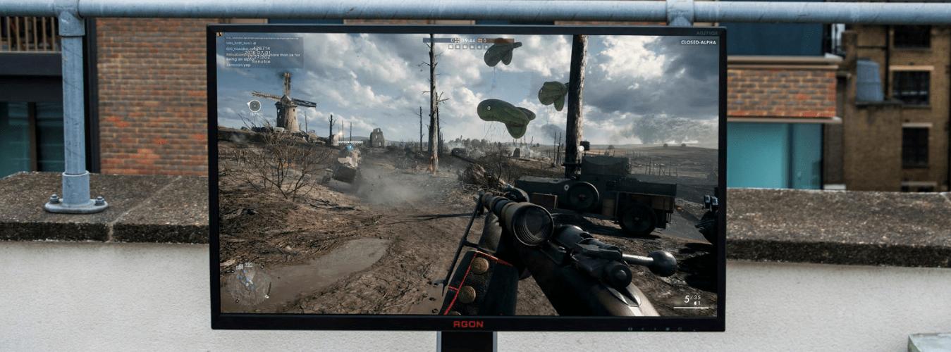 best gaming monitors under 200