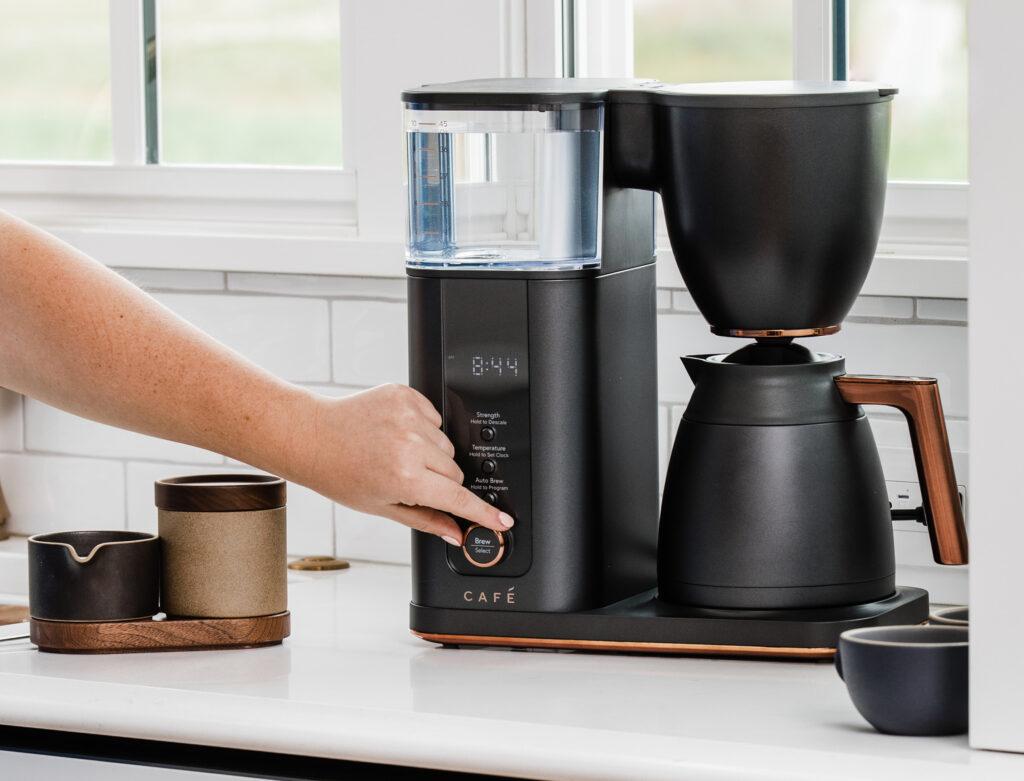 coffee maker Temperature setting